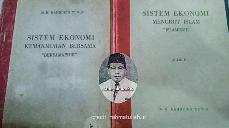 Kahrudin Yunus, Sistem Ekonomi Besamaisme