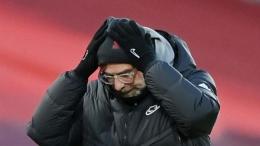 Jurgen Klopp, pelatih Liverpool. (via reuters)