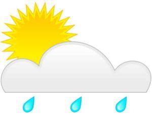 Hujan dan panas (sumber gambar: dewipuspasari.net)