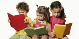 Suka membaca sejak kecil, Sumber gambar: Jatim Times