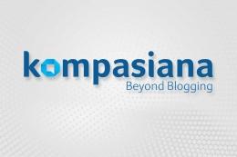 Logo dan Slogan Kompasiana (sumber: Kompasiana)