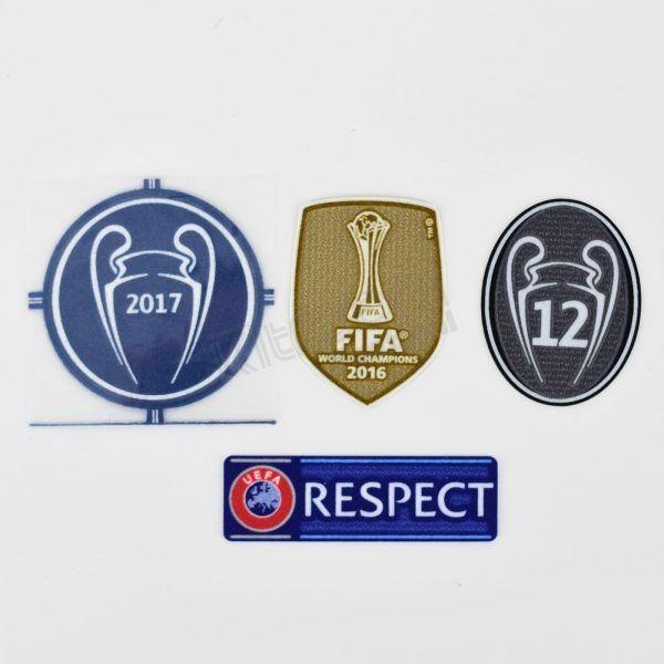 UEFA Badge of Honour logo kebanggaan klub besar Eropa. (sumber: footyheadlines.com)