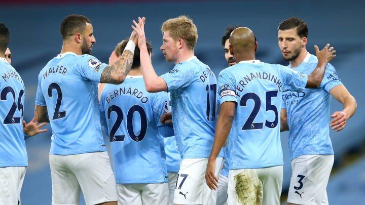 City berhasil raih tripoin kontra Southampton (Sumber : 90min