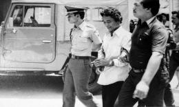 Kejadia Kusni ditangkap (sumber: hops.id)