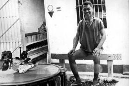 Kusni Kasdut di penjara (sumber: megapolitan.kompas.com)