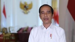 Presiden Jokowi. Sumber foto: Biro Pers via CNN Indonesia.com