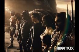 Justice League Snyder Cut mungkin tidak akan menguntungkan secara finansial, namun dapat membantu merebut hati fans (HBO Max via kompas.com)