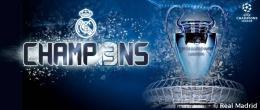 Real Madrid peraih trofi Liga Champions terbanyak-Sumber: realmadrid.com