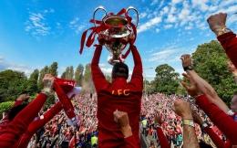 Liverpool meraih trofi Liga Champions ke-6 di musim 2018/19-Sumber: telegraph.co.uk
