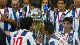 Porto meraih piala Liga Champions kedua di musim 2003/04-Sumber: beinsports.com
