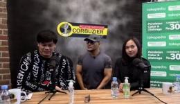 Tangkap layar podcast Deddy Corbuzier via youtube
