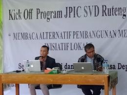 Salah satu program JPIC SVD Ruteng dalam meningkatkan budaya membaca bagi masyarakat. Foto dari SepangIndonesia.co.id.
