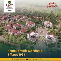 Universitas Muhammadiyah Yogyakarta - doc. instagram @umyogya