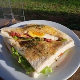 Sandwich Egg - dokpri
