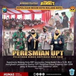 Sumber: Humas Polresta Malang Kota