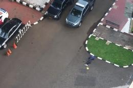 Wanita teroris di Mabes Polri yang ditembak mati (sumber gambar: nasional.sindonews.com)