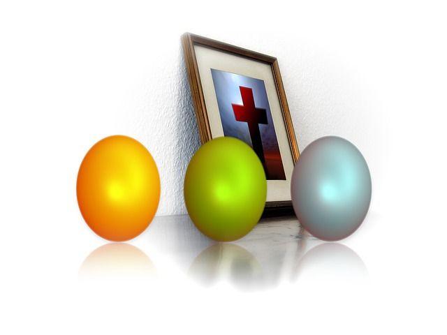 Gambar ilustrasi Paskah (Foto : pixabay.com/geralt)