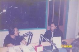Duo Gondrong dari Jember On Air di Radio Ternama milik Kota Jember | @kaekaha