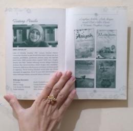 Penulis kelahiran di Uskudar, Istanbul tahun 1967. Dia juga menjadi kolumnis di koran Star, menulis di majalah Teklif, Imza, Dergah, Mostar, dan Heje (Dokpri)