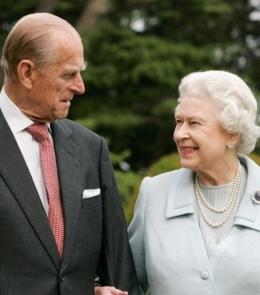 Pangeran Philip dan Ratu (dok.bbcnews.com)