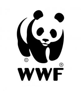 Logo organisasi WWF (Sumber: wikipedia.org)