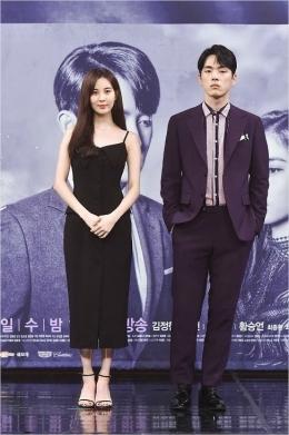 Kim Jung Hyun tertangkap kamera jutek kepada Seohyun di drama Time (MBC)