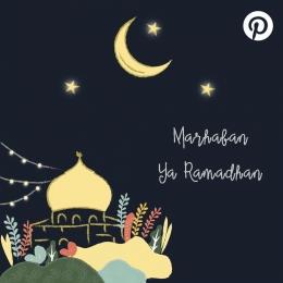 Bulan Ramadan - Sumber: Tribunnews.com