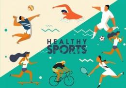 Olahraga. Sumber :image.allfreedownload.com