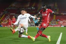 Ilustrasi Valverde Lawan Liverpool - Sumber: Therealchamps.com