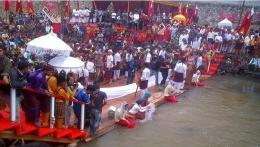 Tradisi Belangiran Ulun Lampung Sumber: SekitarLampung.com