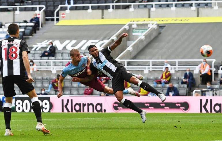 Newcastle United menang 3-2 atas West Ham (Foto WHUFC.com)