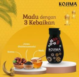 Banner promosi kandungan KOJIMA   Dok. Deltomed