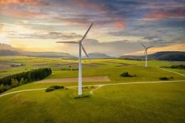 Ilustrasi penggunaan energi ramah lingkungan (Foto: iStockPhoto)