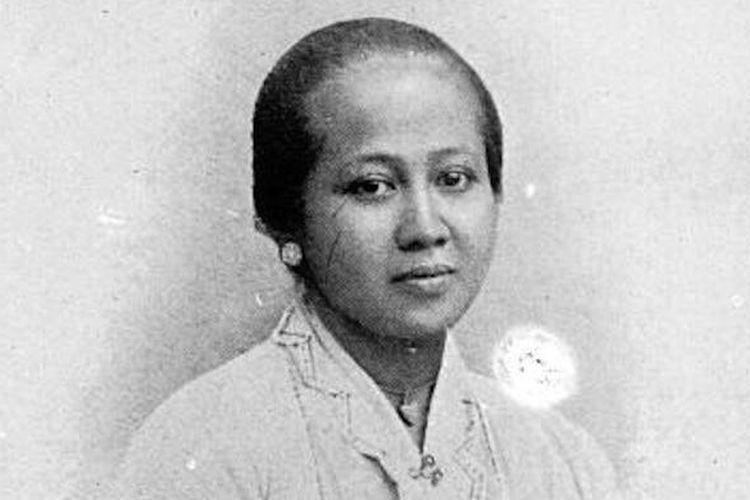 Sosok R.A. Kartini (Kompas.com)