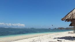 Pantai Tanjung Aan, Bukit Merese, Lombok (Dokumentasi Pribadi/Novi Setyowati)