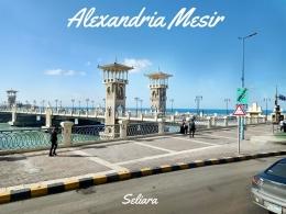 Jembatan Stanley di Alexandria, Mesir-dokpri