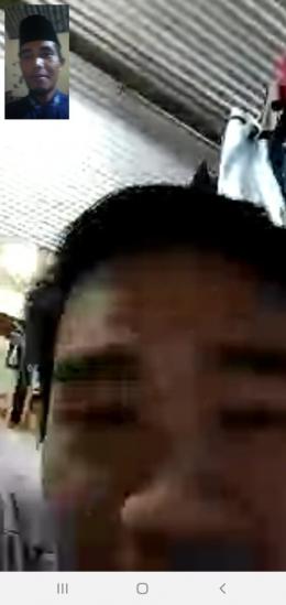 Bukber virtual/foto: samhudi