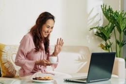 Ilustrasi buka bersama virtual/sumber: Shutterstock.com