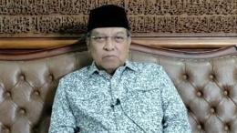 Ketua Umum Pengurus Besar Nahdlatul Ulama KH Said Aqil Siroj/sumber: nuonline.id