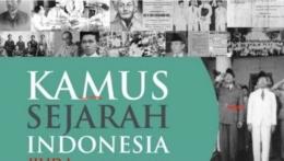Foto Sampul Buku Kamus Sejarah Indonesia Jilid I   Sumber asumsi.co
