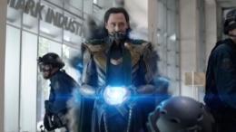 Loki kabur | Dok. Marvel Studio