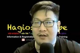 Paul Zhang. Gambar dari nasional.kompas.com