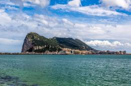 Gibraltar atau Jabal Tar | britannica.com