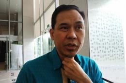 Sosok Munarman yang kerap mengundang kontroversi. Gambar dari nasional.kompas.com