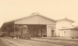 Stasiun Surabaya Tempo Dulu Sumber: https://heritage.kai.id/