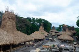 Kampung Adat Tarung (Dokpri)