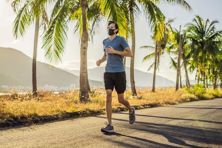 Ilustrasi joging: shutterstock