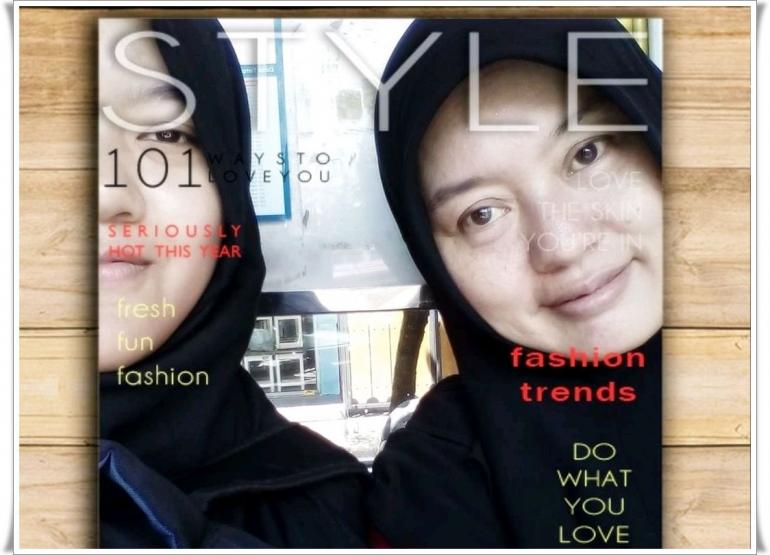 Ini foto yang dijadikan cover vlog IG kali ini (dok.Wahyuni Susilowati)