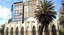 Masjid dan Hotel Utsman bin Affan di Madinah   bincangsyariah.com