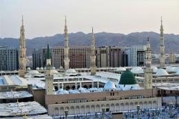 Ilustrasi masjid sebagai favorit umat islam/sumber: pixabay.com